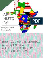 african history by fernanda and maripaz