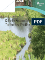 Guide for Sustainable Tourism Best Practices