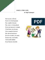 Poezia Pomul Catre Copil_de Virgil Carianopol