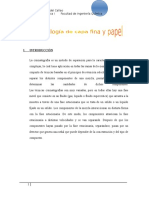 Cromatología de capa fina y papel