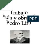 Vida y Obra de Pedro Lira