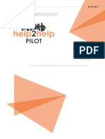 Help2HelpPilot Solution Report