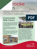 Kidbrooke Vision Newsletter November 2014