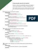 Functii sintactice 2