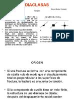 Geometría de Las Diaclasas