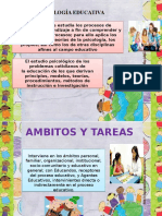 Ps8icologia Clinica educativa