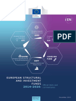 EUROPEAN STRUCTURAL AND INVESTMENT FUNDS 2014-2020 (EN)