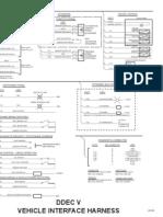 Diagrama de Cabina OEM DDEC V