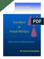 Gerencia Rejeitos Rad PDF 2014