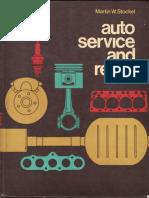 Auto Service and Repair - Martin W. Stockel