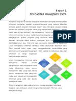 Modul 1 (Manajemen Data)
