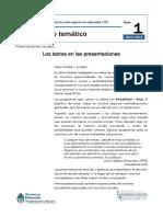 MT1 Presentaciones Visuales 2013 Clase1