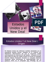 Estados Unidos y el New Deal