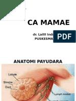 CA Mamae (Lailil)