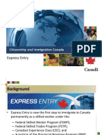 Express Entry to Canada