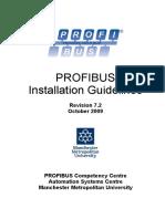Profibus Installation Guide