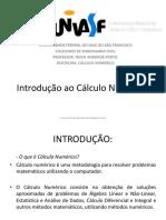 Introdução ao Cálculo Numérico.pdf