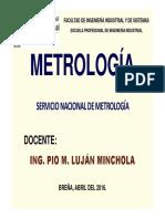 METROLOGIA - SESION 03