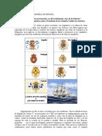 28 de Mayo de 1785 Creación de La Bandera de España
