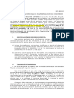 Escrito Defensoria Proteccion Consumidor