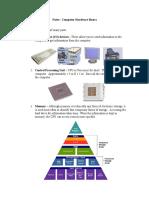 Computer Hardware Basics