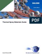 Sulzer Metco_Thermal Spray Materials Guide