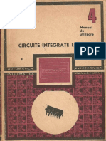 Circuite Integrate - Manual de Utilizare Vol 4