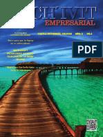 Revista Chivit Empresarial abril 2016