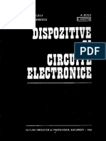 Dispozitive Si Circuite Electronice