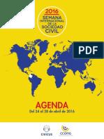 Agenda ICSW2016