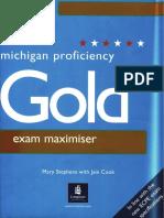 Proficiency Gold Ecpe Maximiser