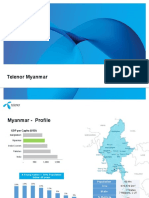 2.1 Telenor Myanmar - CI Conference 2014