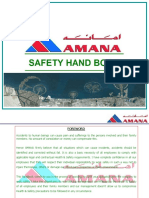 Amana Safety Hand Book