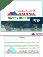 Amana Safety Hand Book