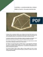 Tierra Plana o Esférica (2ª Parte) - El Icosaedro (Introducción)