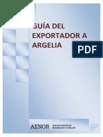 03 Guia Exportador ARGELIA