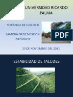 Tutorial Slide 5.0 - ZAMORA