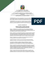 Ley18-88 Impuesto Sobre La Vivienda Suntuaria