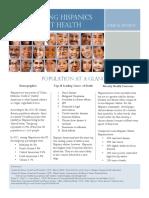 fact sheet for methods