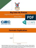 Big Data Prensa