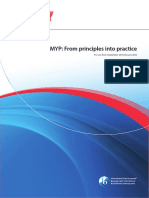 MYP- From Principles Into Practice