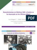 7.- Luis Magne - Revestimiento de Molinos