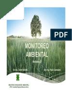 Monitoreo_cromatografía y Electroquímicos_clases 2016