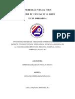 ENFERMERIA DEL ADULTO Y ADULTO MAYOR I