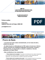 Análsis Técnico Económico del Sector Eléctrico en Chile.ppt