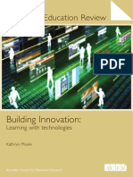 Building Innovation - Learning With Technologies