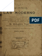 A Sciencia No Lar Moderno