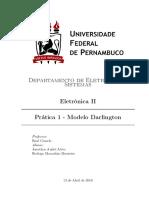 relatorio eletronica 2