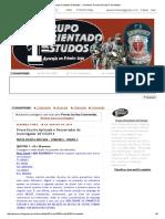 Grupo Orientado de Estudos - Claretiano_ Provas Escritas Comentadas