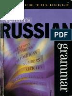 Teach Yourself Beginners Russian Grammar